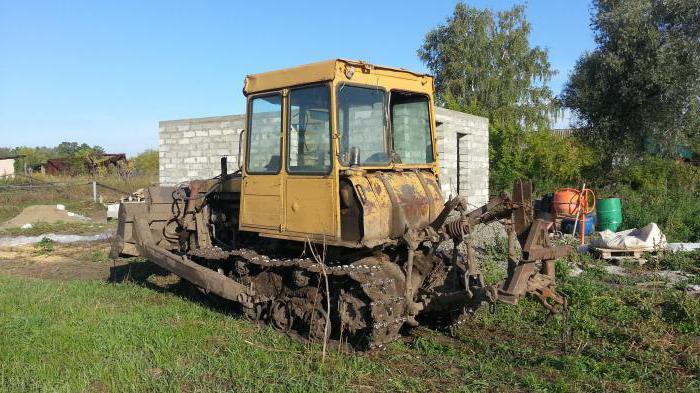 "Трактор ДТ-75 ""Казахстан"""