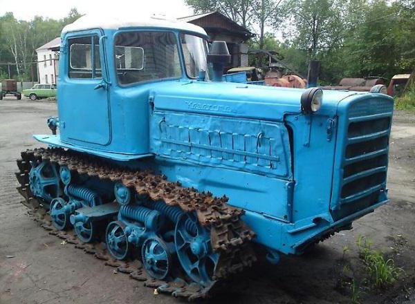 "ДТ-75 ""Казахстан"": технические характеристики"