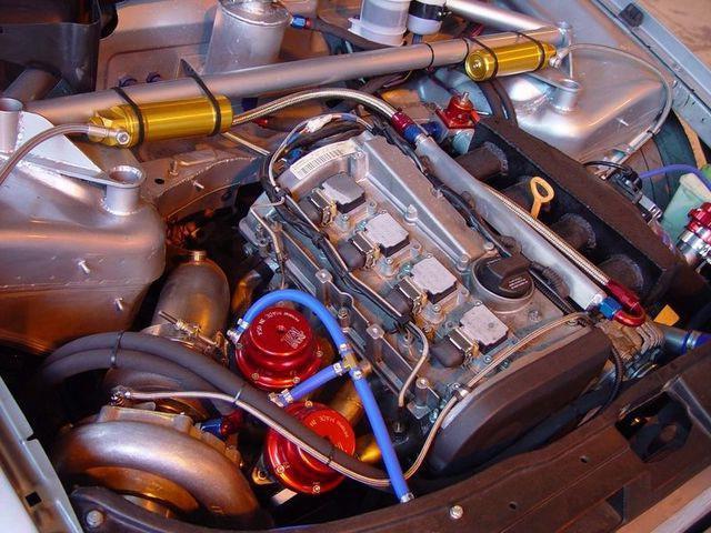 Двигатель Audi A4 B5