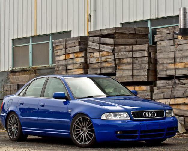 Фары Audi A4 B5