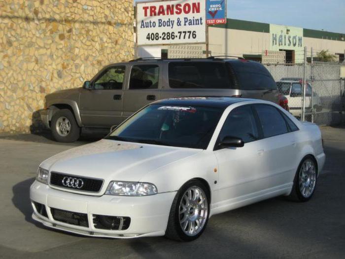 Оптика Audi A4 B5