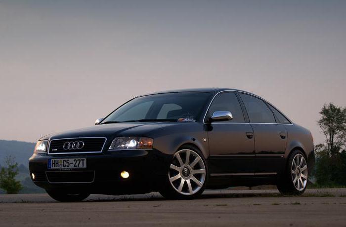 Audi a6 тюнинг своими руками фото 238