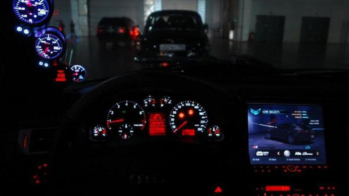 Audi A6 C5 тюнинг