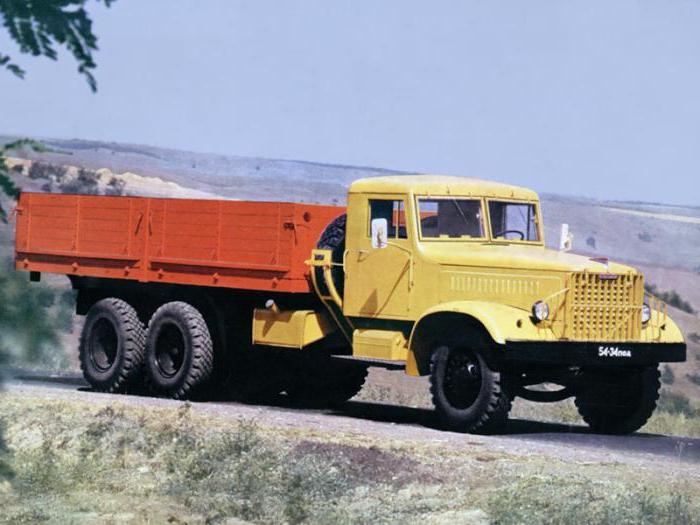 КрАЗ-219