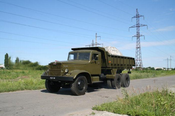 КрАЗ-219: фото