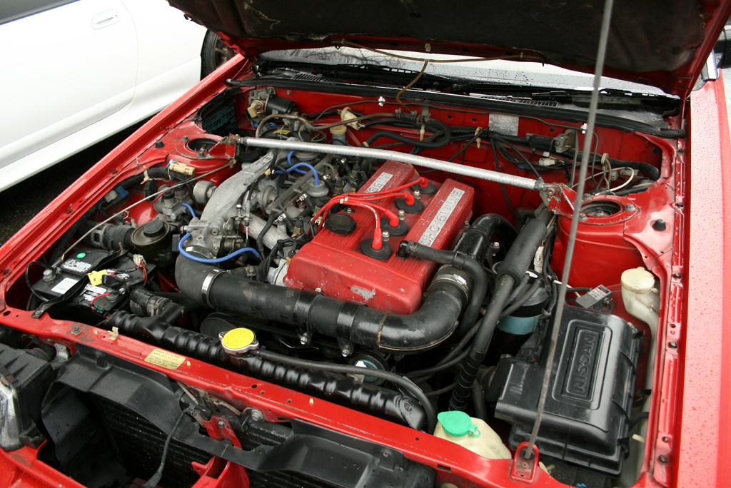 Nissan FJ20ET