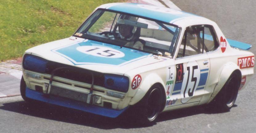 Nissan KPGC10