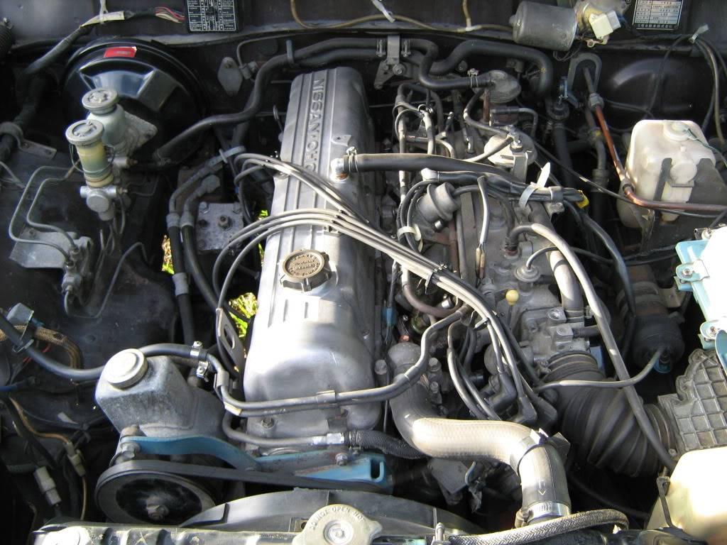Nissan L20
