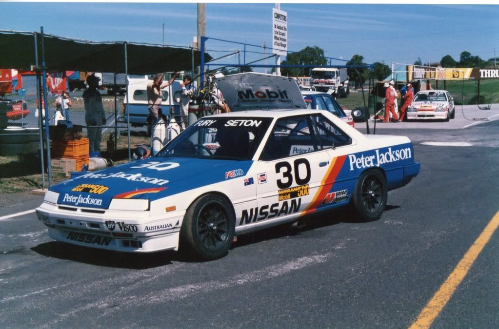 Nissan DR30 Group A