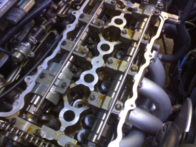 Cylinder head SR16VE