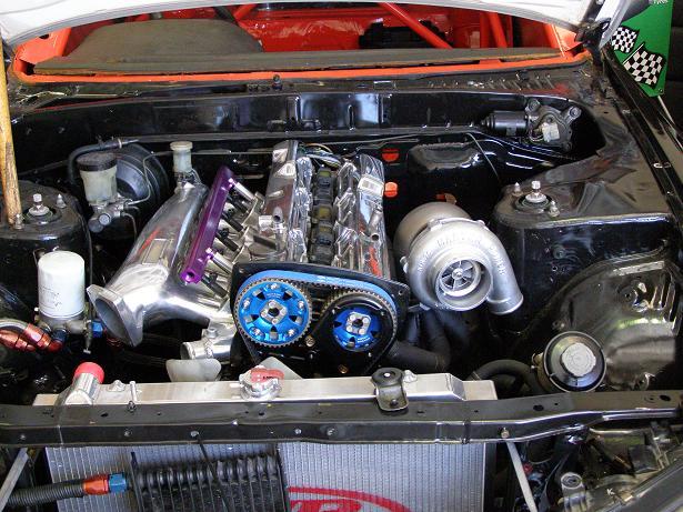 двигатель RB25/30