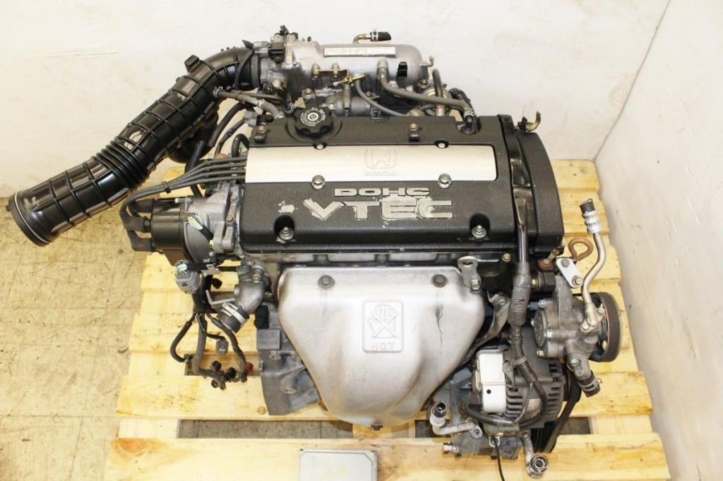 Двигатель H22A