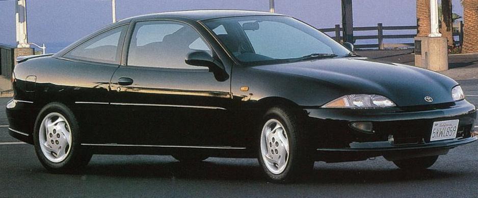 Toyota Cavalier купе