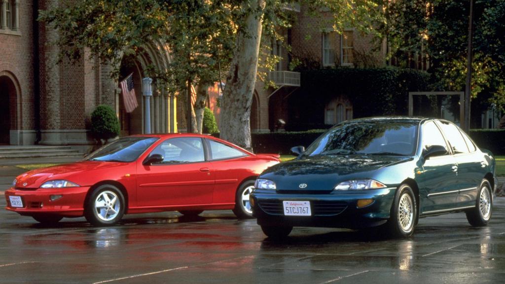 Toyota Cavalier: особенности, характеристики, особенности