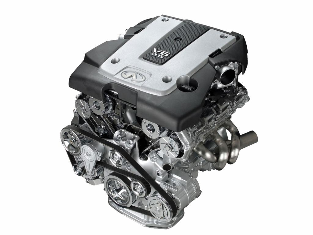 Двигатель VQ35HR