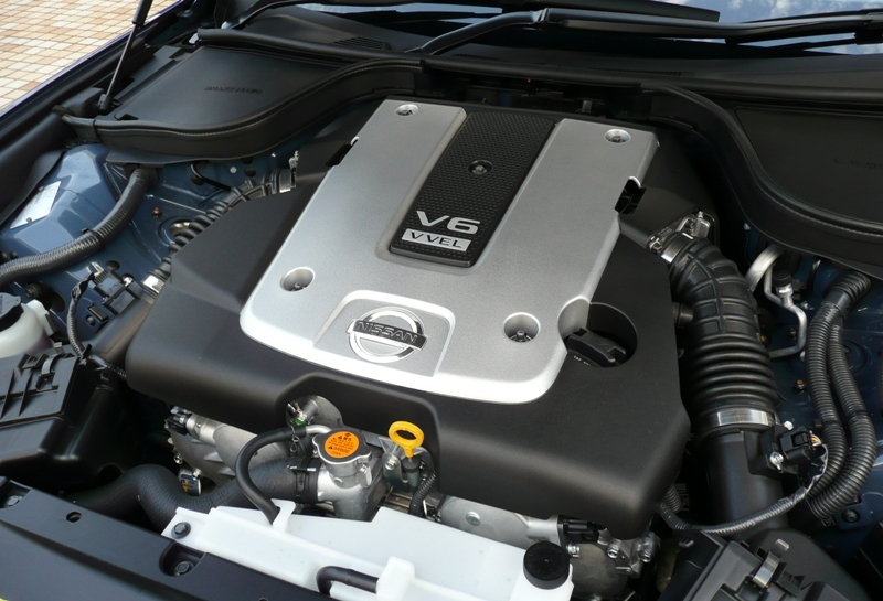 Двигатель VQ37VHR