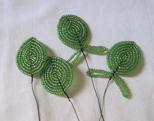 Пион из бисера: фото, схема плетения, мастер-класс для начинающих