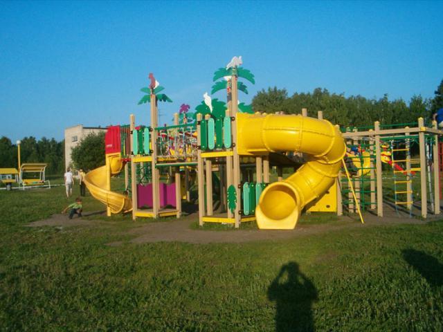 детские оздоровительный лагеря
