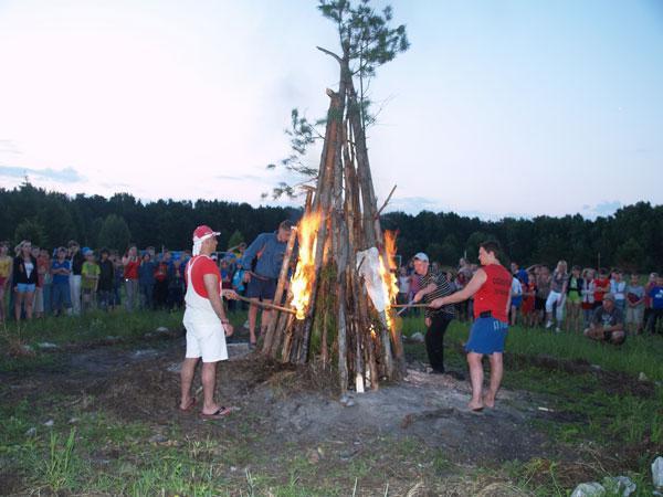 чкаловей лагерь фото