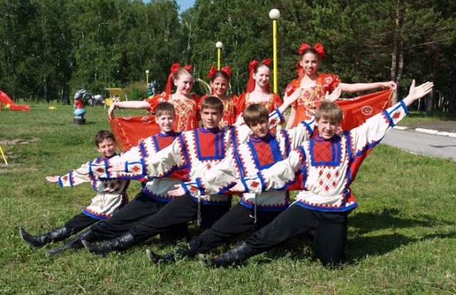 детский лагерь чкаловец новосибирск