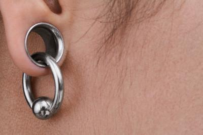 Пирсинг ушей - способ самовыражения или дань моде?