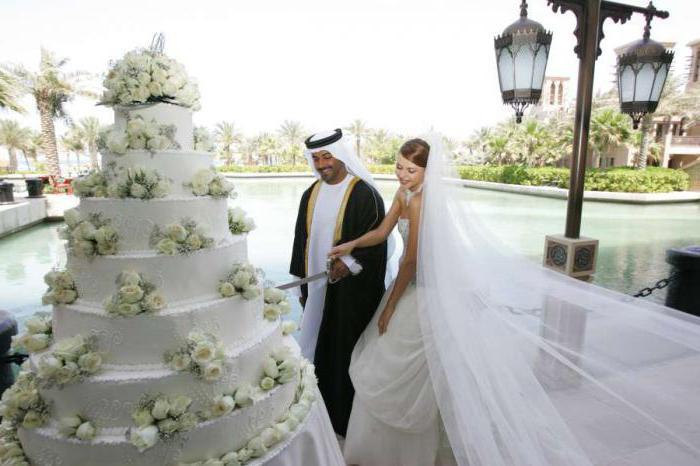 Арабская свадьба: описание, традиции, обычаи и особенности