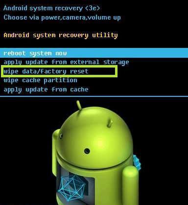 Как сделать на планшете андроид ребут