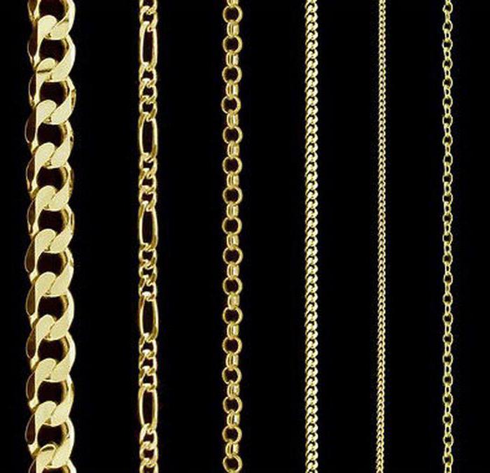 Модное плетение цепочек из золота фото италия