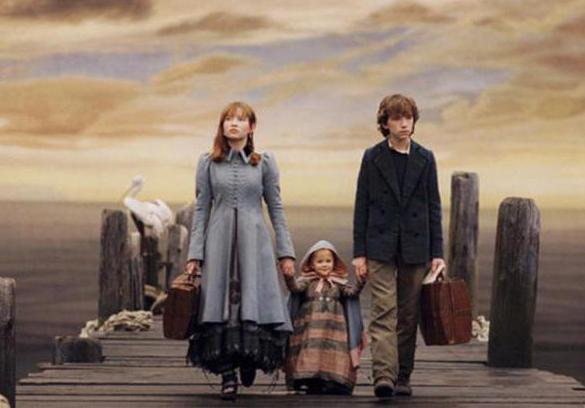 Фильм «Лемони Сникет: 33 несчастья»: актеры, роли, награды