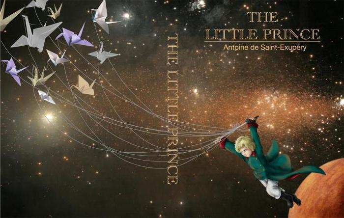 an essay on the little prince The little prince: theme analysis 20 40 is confirmed when he meets the little prince novelguidecom is the premier free source for literary analysis on the.