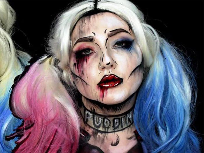 поп арт макияж