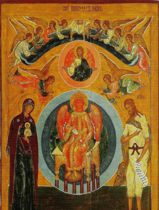 икона софии премудрости божией киевская