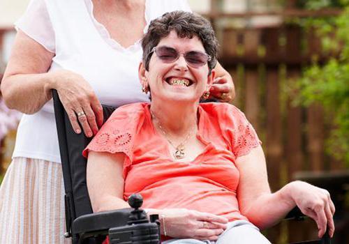 инвалид второй группы