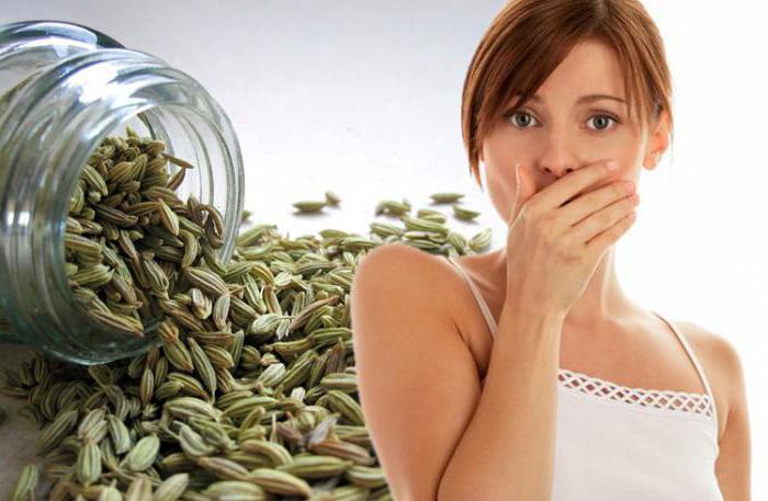мерзкий запах изо рта из-за желудка