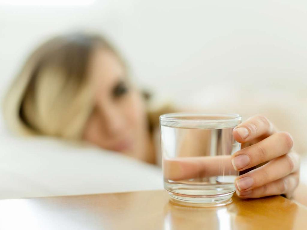 почему нельзя пить после операции наркоза