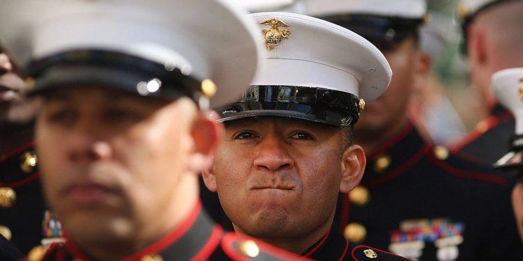 когда военные уходят на пенсию