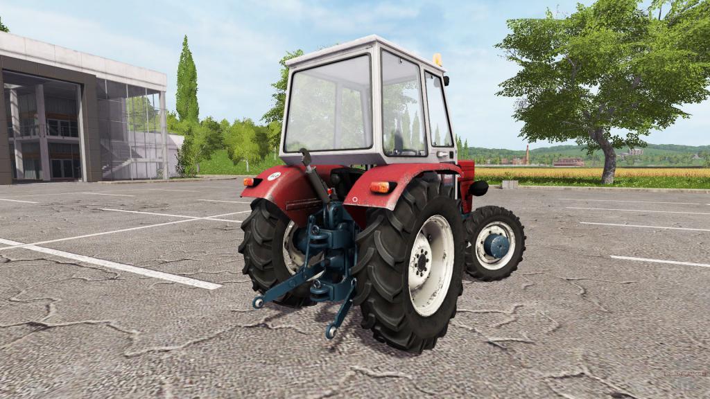 Крепления трактора