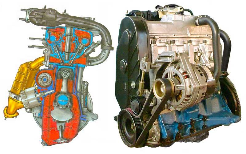 Мотор 11189