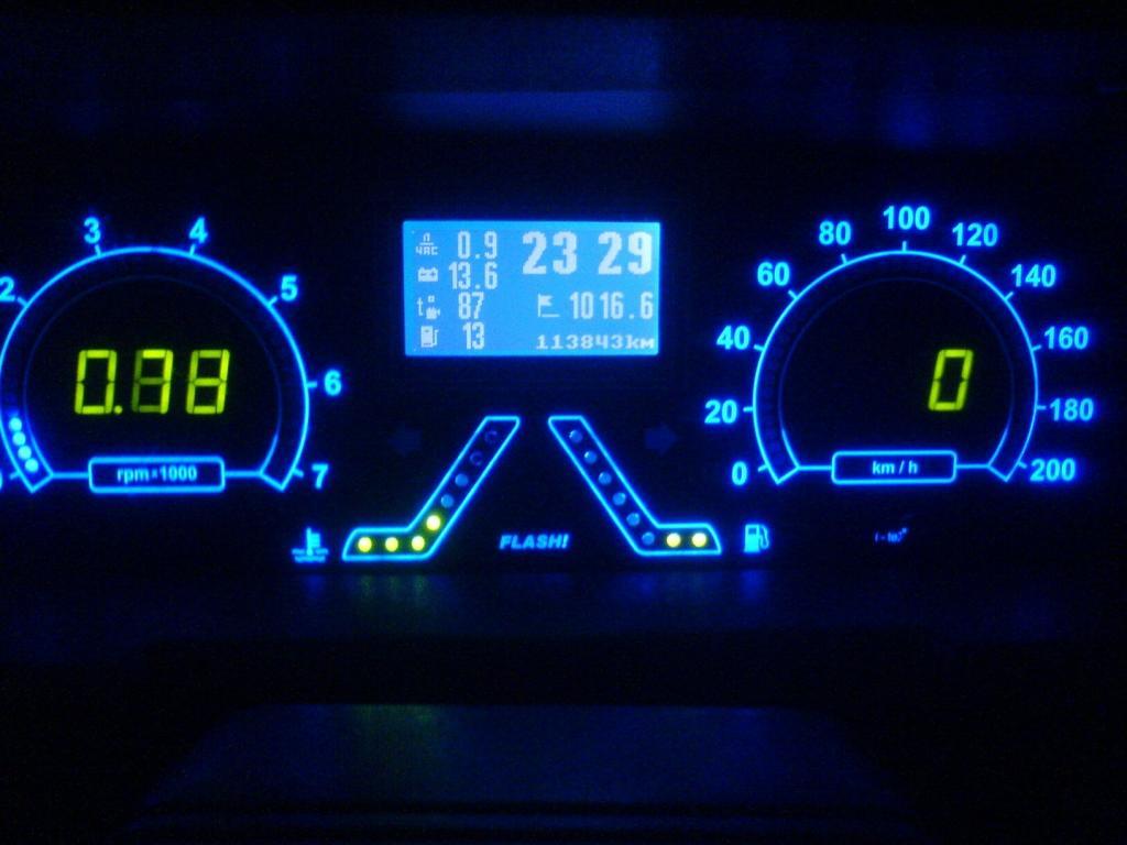 Не работает спидометр на ВАЗ-2115: признаки, причины, замена датчика