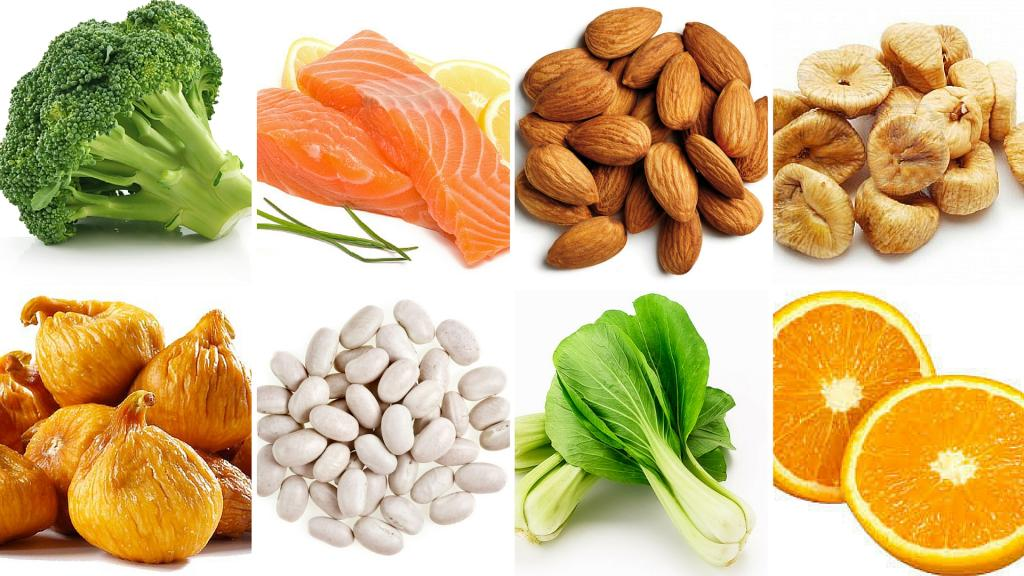 Питание для суставов и хрящей: полезные продукты и рецепты. Кальций в продуктах питания - таблица