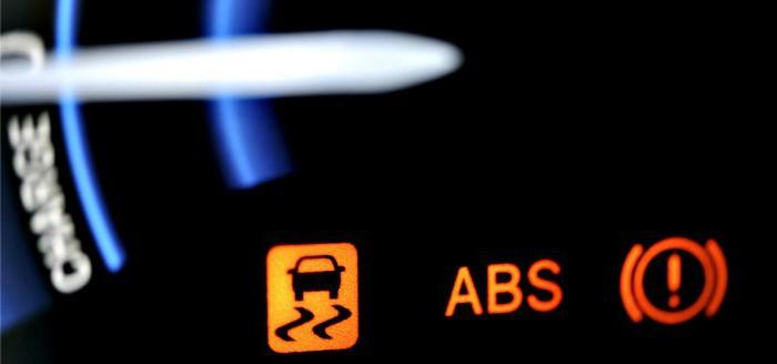 Abs в машине что это такое