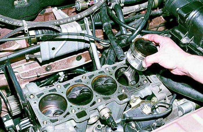 1933020 - Характеристики двигателя ваз 2110 8 клапанов