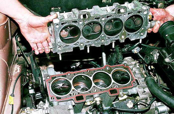 1933033 - Характеристики двигателя ваз 2110 8 клапанов
