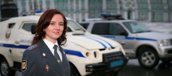 женщины полицейские россии