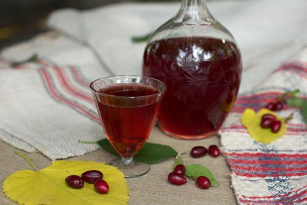 кизиловая настойка на спирту