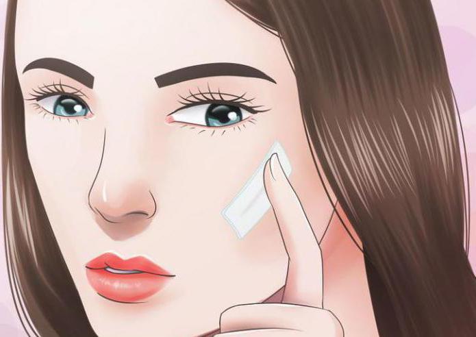 Как быстро вылечить болячки на лице