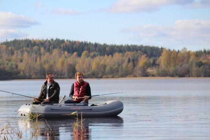 надувные лодки для рыбалки мурена