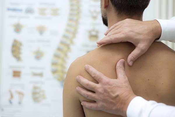 Повреждения суставной губы плечевого сустава