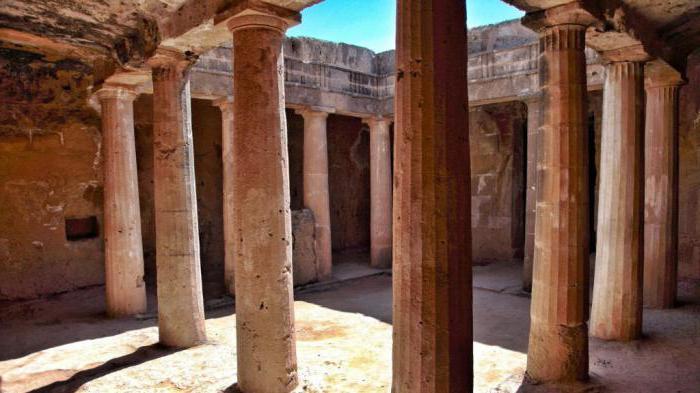 Кипр в апреле - особенности, погодные условия и интересные факты
