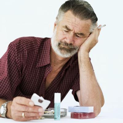 курение сигарет повышает или понижает давление